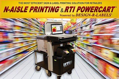 The Most Efficient Sign & Label Printing Solution for Retailers